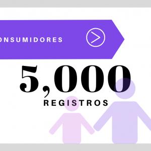 Plan 5000 Registros