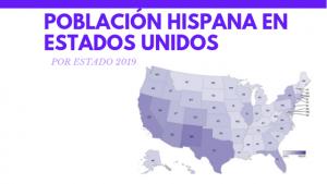 Población Hispana en Estados Unidos